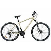 """Велосипед Spirit Echo 7.1 27,5"""", песочно-бежевый, 2021"""