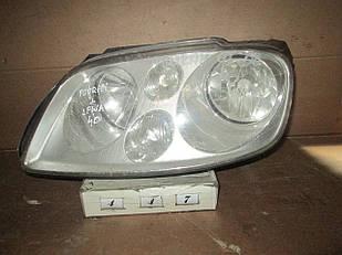 №447 Б/у фара ліва 1T0941005R для VW Touran CADDY 2003-2006 (Дефект)