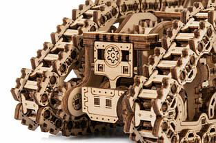 Дерев'яний Конструктор Стім-Танк Wood Trick / ВудТрик. 100% гарантія якості (Опт, дропшиппинг)., фото 2