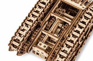 Дерев'яний Конструктор Стім-Танк Wood Trick / ВудТрик. 100% гарантія якості (Опт, дропшиппинг)., фото 3