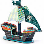 DJECO Конструктор піратський корабель, фото 2