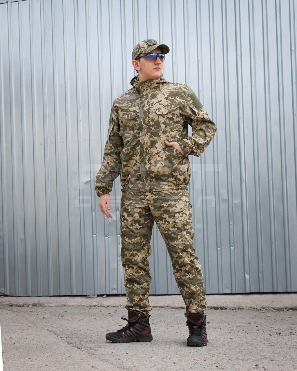 Костюм Горка разведчик камуфляжный пиксель ЗСУ