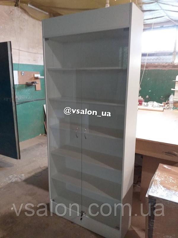 Шкаф витрина демонстрационная V551