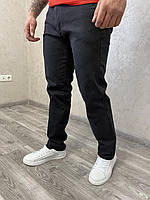 Якісні чорні чоловічі джинси