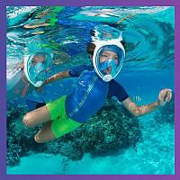 Хит! Маска для подводного плаванья Tribord снорклинга ныряния под водой