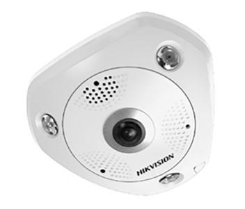 12Мп Fisheye IP камера серии DeepinView с объективом ImmerVision DS-2CD63C5G0-IVS