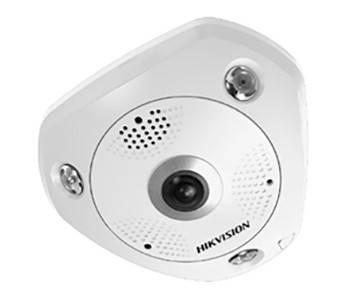 12Мп Fisheye IP камера серии DeepinView с объективом ImmerVision DS-2CD63C5G0-IVS, фото 2