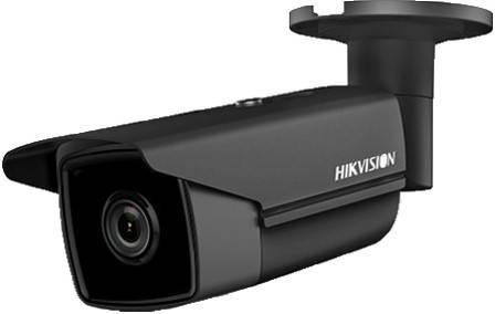 4 Мп IP відеокамера Hikvision з WDR DS-2CD2T45FWD-I8 (4 мм) Black, фото 2