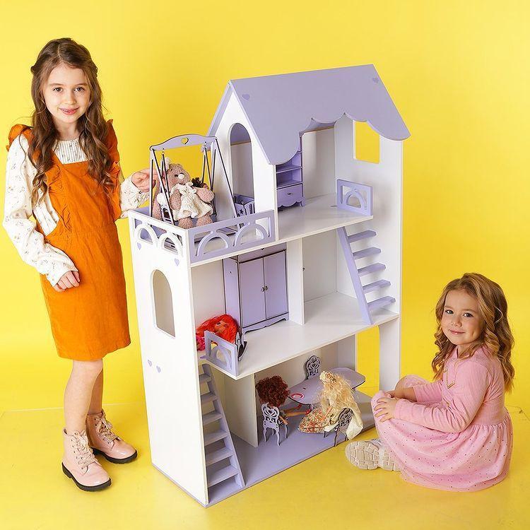 Кукольный домик.Бесплатная доставка!
