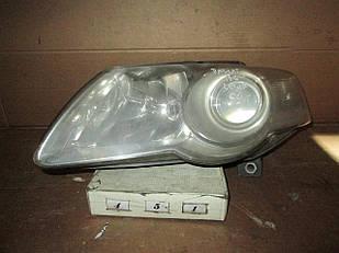 №451 Б/у фара ліва 3C0941005R  для VW Passat B6 2005-2010