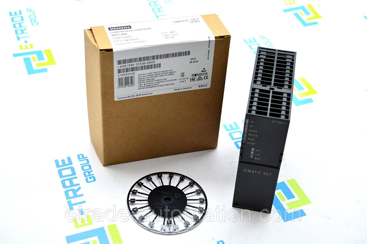 Контролер Siemens 6GK7343-1EX30-0XE0