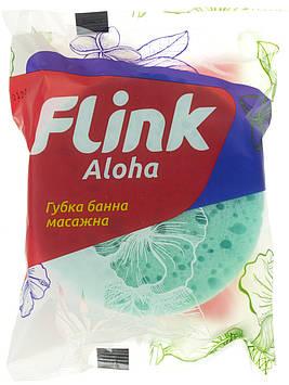 """Мочалка """"Aloha"""" Flink №0934(50)"""