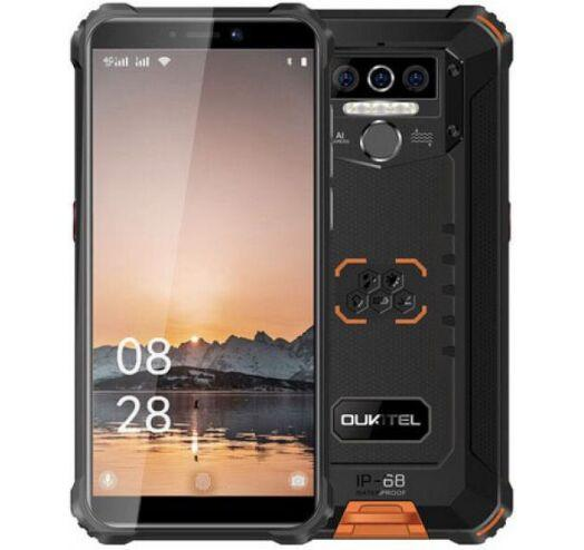 Смартфон OUKITEL WP5 Pro 4/64Gb Orange