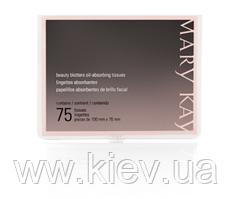 Салфетки с матирующим эффектом, 75 шт., Mary Kay