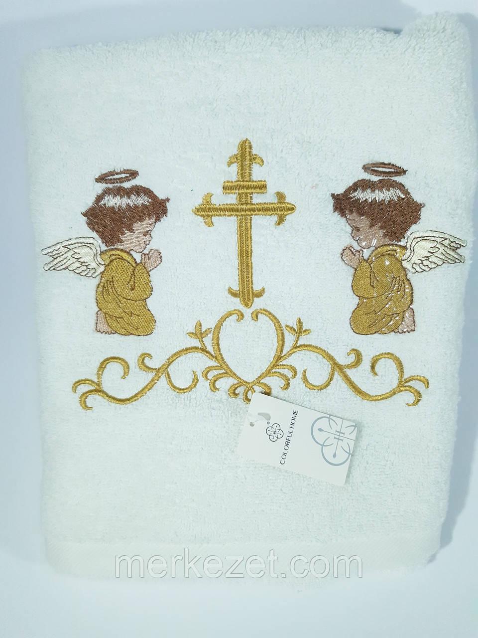 """Крыжма махровое полотенце для крещения """"Православное"""""""