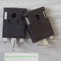 IGBT-транзистор K75T60A оригинал ( K75T60 , IKW75N60TA , IKW75N60T ) , TO247