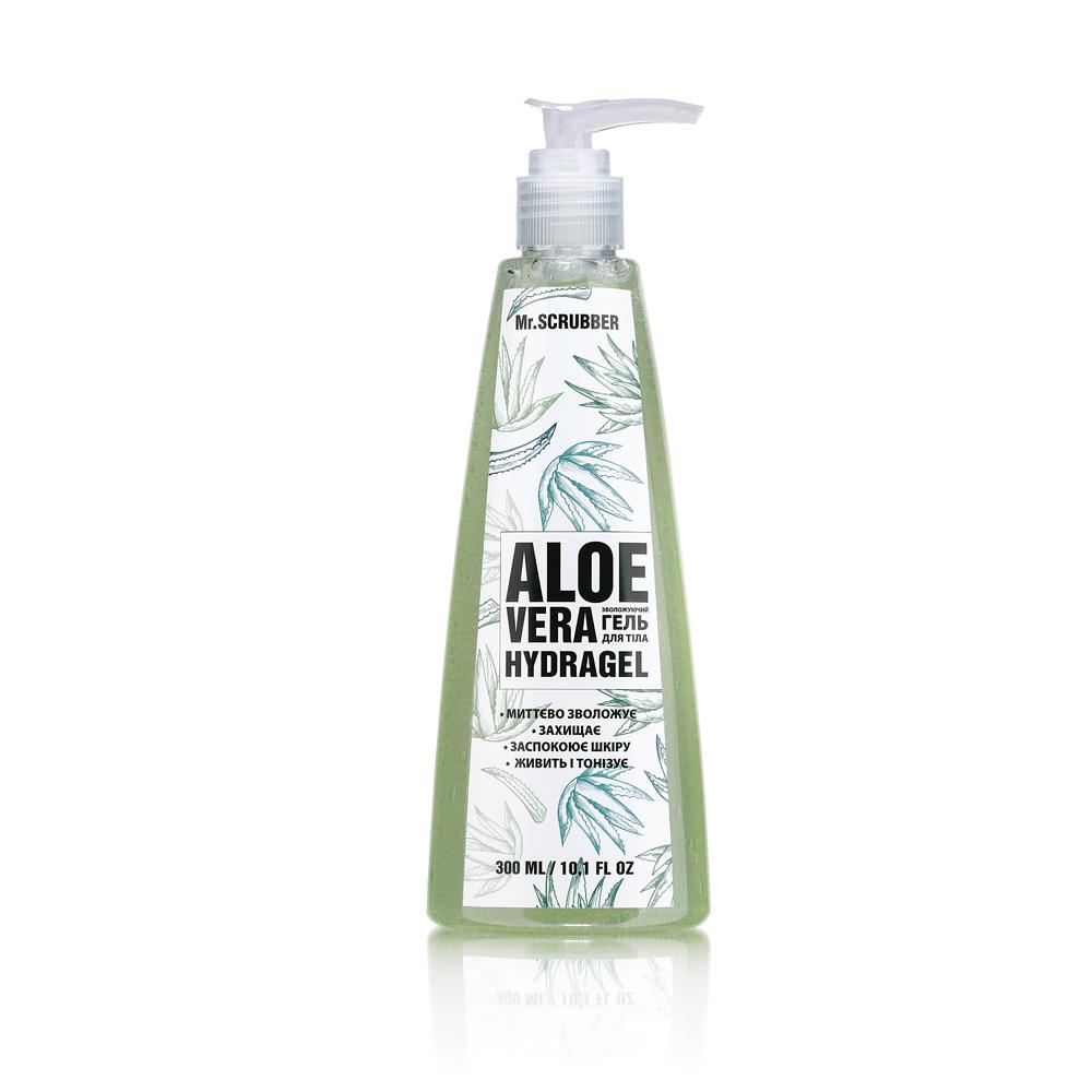 Гидрогель для тела Aloe Vera 300 ml Mr.SCRUBBER