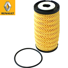 Фильтр масляный на Renault Trafic III / Opel Vivaro B 1.6dCi с 2014... Renault (оригинал) 152093920R
