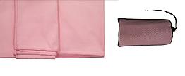 Полотенце из микрофибры Tramp 65 х 135 см TRA-162-light pink светло розовый