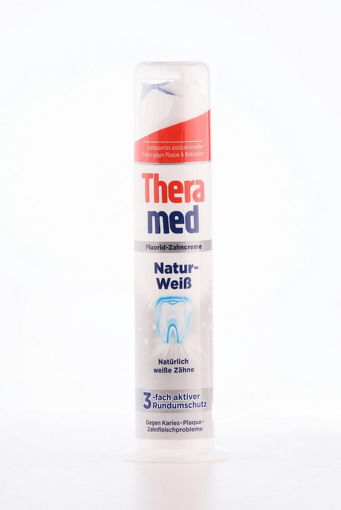 - Theramed Зубна паста 100 мл. Whitening