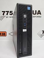 Компьютер HP ProDesk 800 G2 DT, Intel Pentium G4400 3.3GHz, RAM 8ГБ, HDD 250ГБ