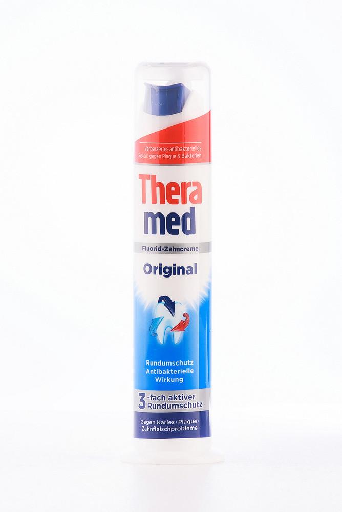 - Theramed Зубна паста 100 мл Original