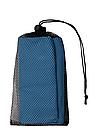 Полотенце из микрофибры Tramp 50 х 50 см TRA-161-blue голубой, фото 2