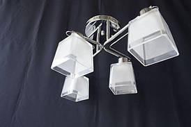 Люстра стельова на 4 лампочки 1385-4