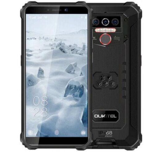 Смартфон OUKITEL WP5 Pro 4/64Gb Black