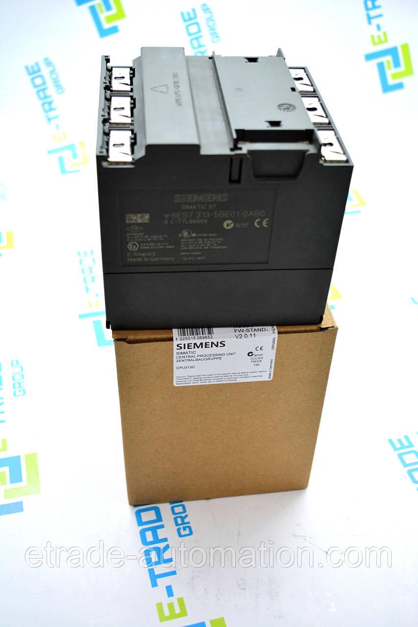 Контролер Siemens 6ES7313-5BE01-0AB0