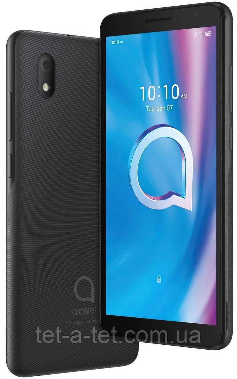 Смартфон Alcatel 1B (5002H) 4G LTE 2/32GB Prime Black (UA UCRF)