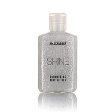 Глиттер для тела Shine Silver Mr.SCRUBBER