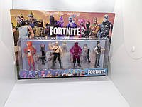 Набір фігурок Fortnite Ігрові фігурки Форт найт 4 шт в коробці