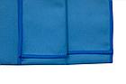 Рушник з мікрофібри Tramp 50 х 50 см TRA-161-blue синій, фото 3