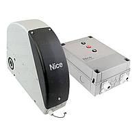 Комплект автоматики SU2010KCE Nice для промышленных секционных ворот (до 35 м.кв.)