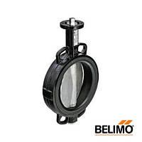Задвижка Баттерфляй Belimo D6250W ДУ 250 с диском из нержавеющей стали