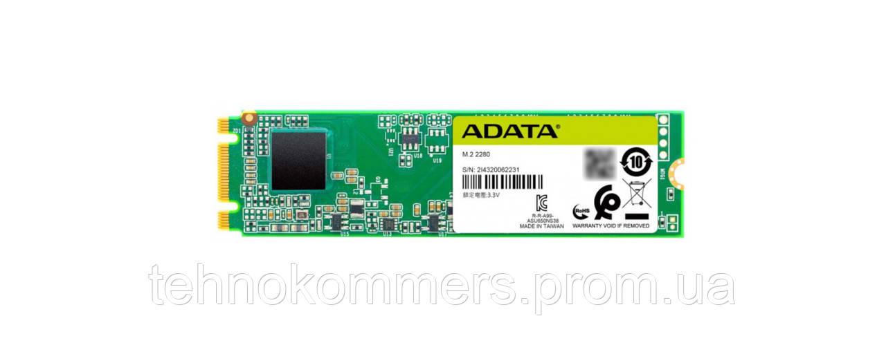 Накопичувач SSD A-DATA Ultimate Ultimate SU650 120GB M.2 SATAIII TLC 3D