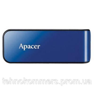 Флеш-накопичувач Apacer USB2.0 AH334 16GB Blue, фото 2