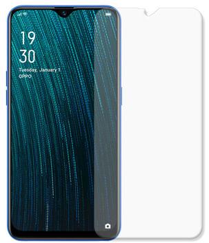 Гидрогелевая защитная пленка AURORA AAA на OPPO A5s на весь экран прозрачная, фото 2