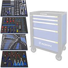 Набір інструменту для возів, 215 предметів ANDRMAX