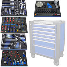 Набір інструменту для возів, 230 предметів ANDRMAX