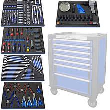 Набор инструмента для телег, 230 предметов ANDRMAX