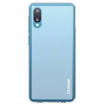 TPU чехол GETMAN Clear 1,0 mm для Samsung Galaxy A02