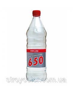 Розчинник 650 Хімрезерв 1л (0,65 кг)
