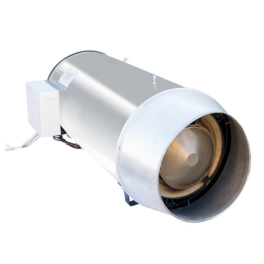 Повітронагрівач газово-дизельний на 100 000 Ккал