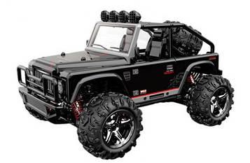 Машинка радіокерована 1:22 Subotech Brave 4WD 35 км/год (чорний)