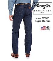 Джинсы мужские Wrangler® 0047MWZ(Rigid)/жесткий деним-100% хлопок/из США