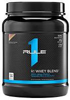 Протеїн Rule One (R1) Whey Blend (462 гр) Знижка! (231609)