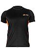 Футболка Extrifit Sportswear T-SHIRT EXTRIFIT® QUADRATO BLACK code02 Знижка! (230799)