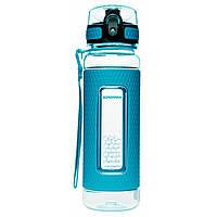 Пляшка для води Пляшка для води UZspace Diamond Blue (450 мл) Блакитна